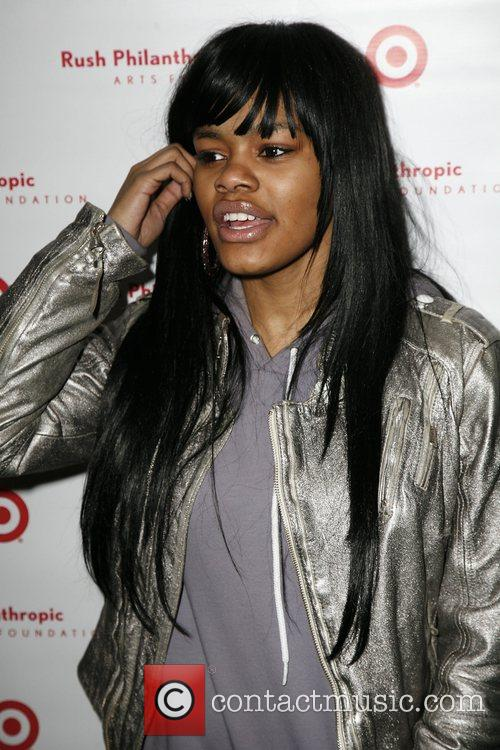 Teyana Taylor 9th Annual Youth Holiday Party held...