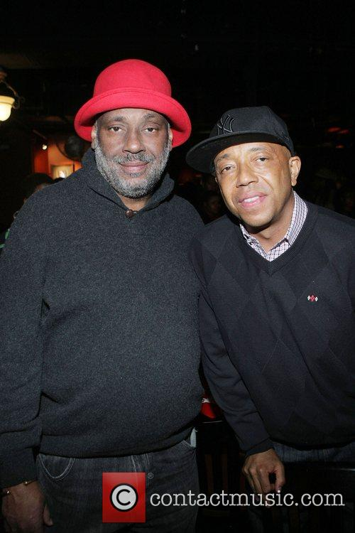 Danny Simmons and Russell Simmons 9th Annual Youth...