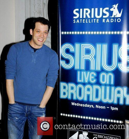 John Tartaglia Sirius XM Live on Broadway New...