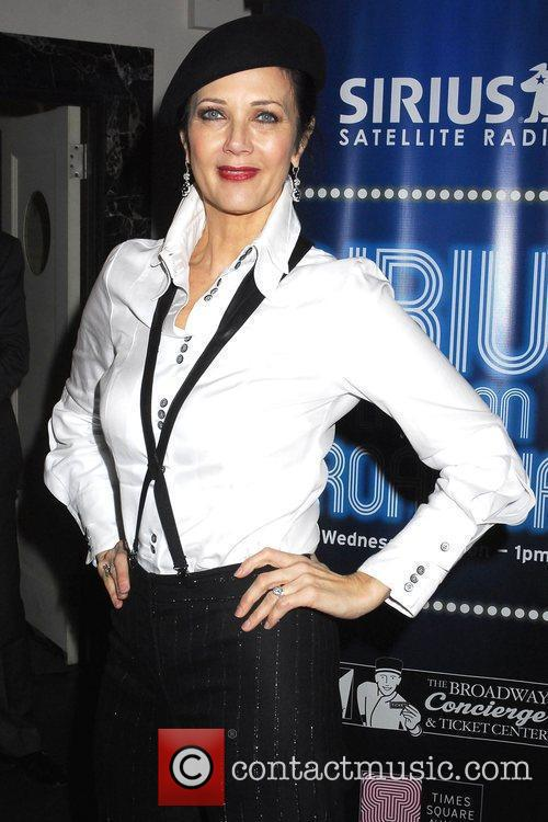 Lynda Carter Sirius XM Live on Broadway New...