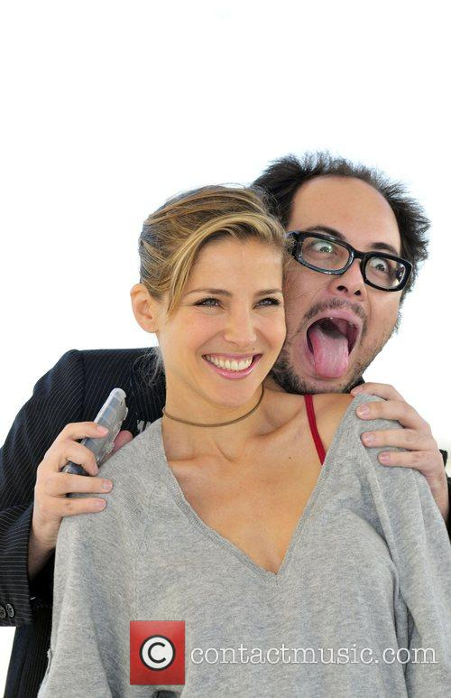 Elsa Pataky and Guillermo Toledo