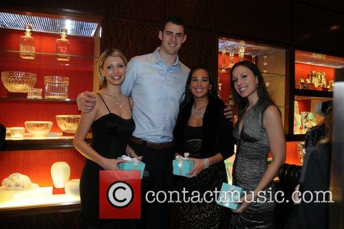 Jason Smith and Guests Philadelphia76'ers Charity Benefit for...