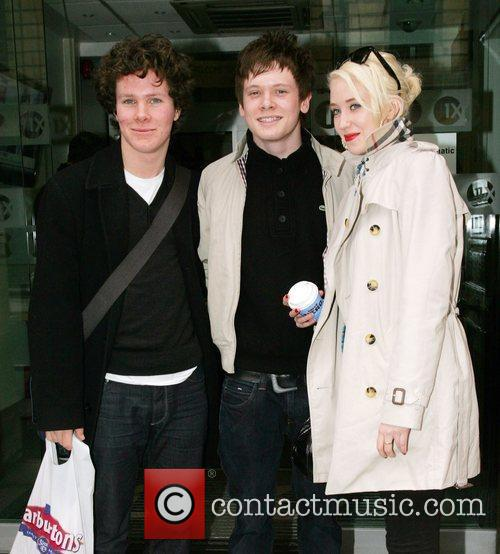 Skins and Jo Whiley 1