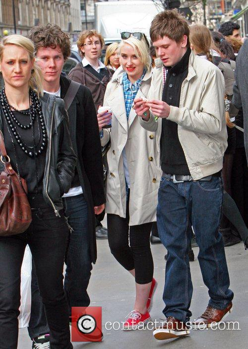 Skins and Jo Whiley 2