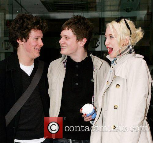 Skins and Jo Whiley 3