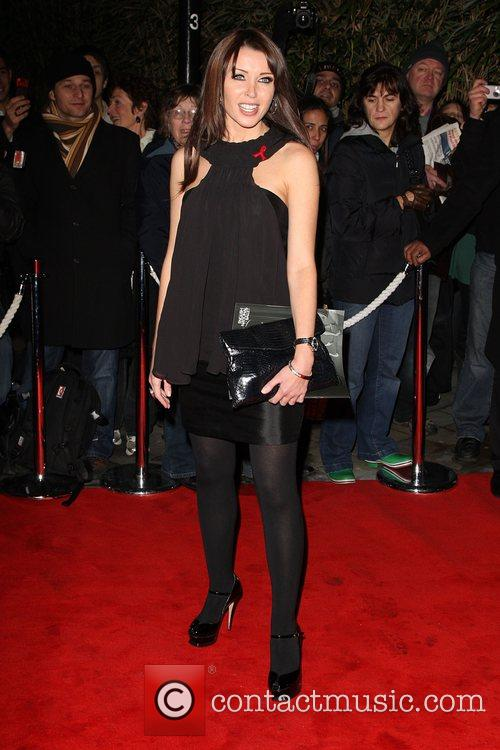 Dannii Minogue The Sleeping Beauty - VIP reception...