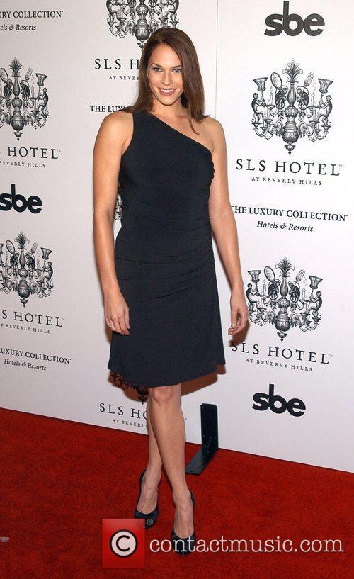 Amanda Righetti The Grand Opening of the SLS...