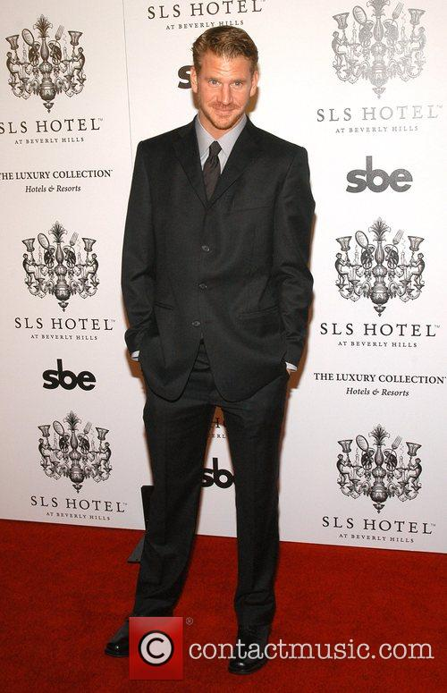 Dash Mihok The Grand Opening of the SLS...