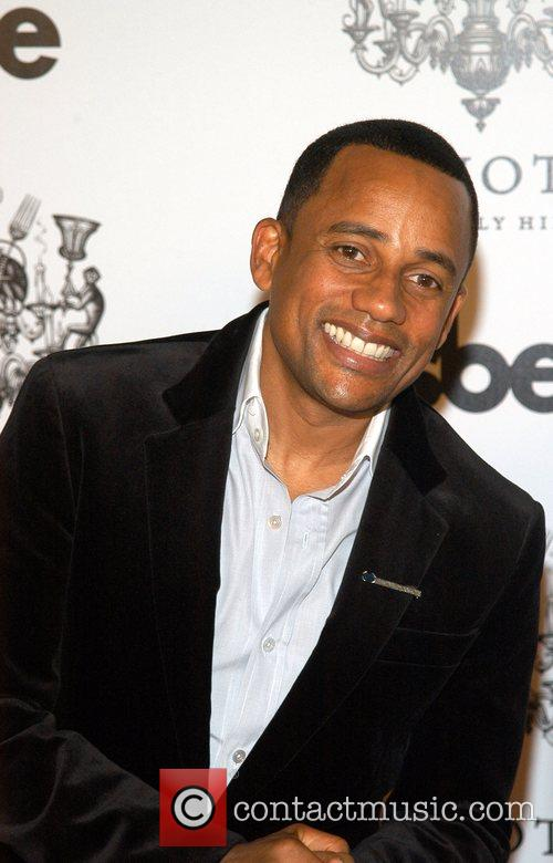 Hill Harper The Grand Opening of the SLS...
