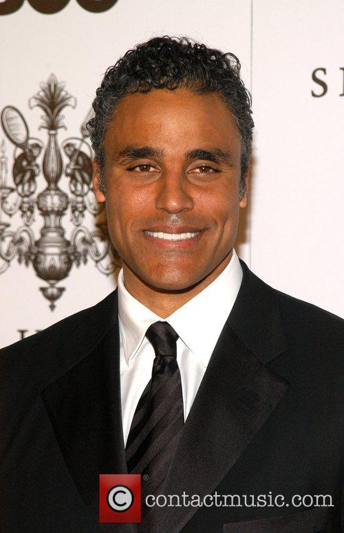 Rick Fox The Grand Opening of the SLS...