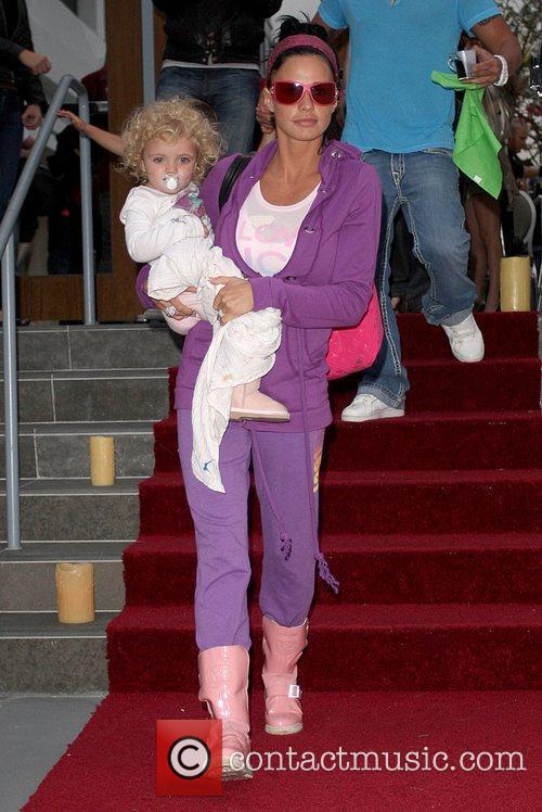 Katie Price and Princess Tiaamii 1