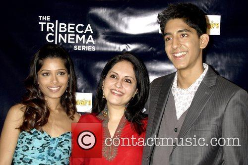 Screening of 'Slumdog Millionaire' at Tribeca Cinemas Gallery...