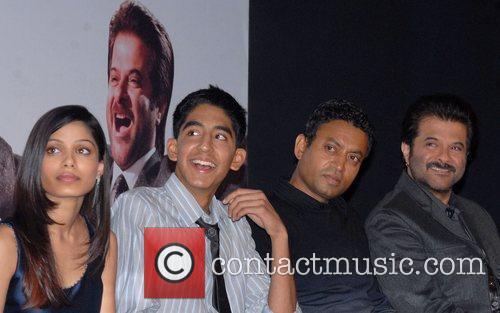 'Slumdog Millionaire' photocall and press conference