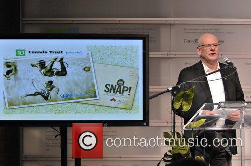 Scott Mullin, TD Canada Trust Vice President SNAP!09...