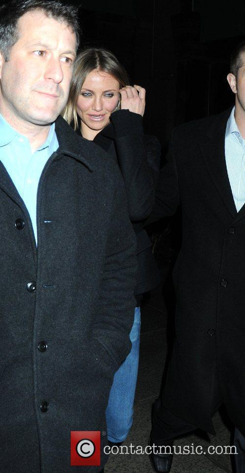 Cameron Diaz Saturday Night Live afterparty held at...