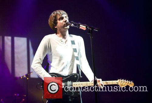 Snow Patrol and O2 Arena 5