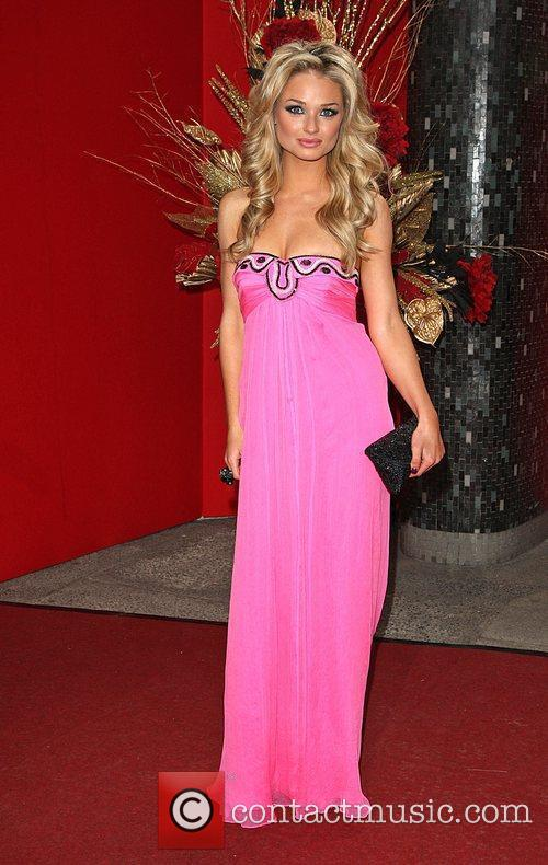 Emma Rigby The British soap awards 2009 held...