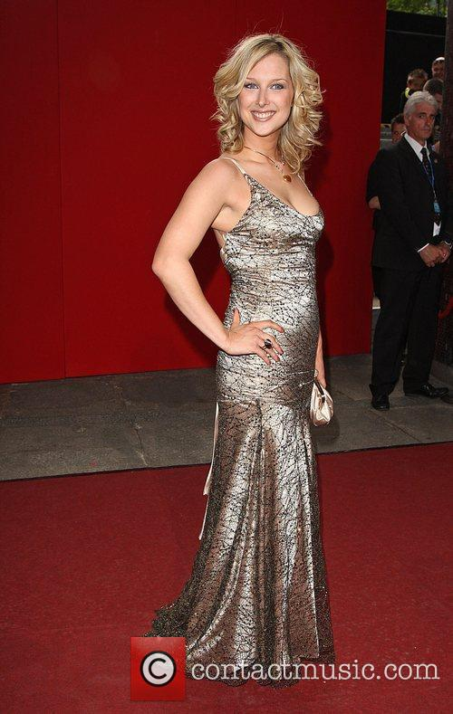 Gemma Bissix The British soap awards 2009 held...