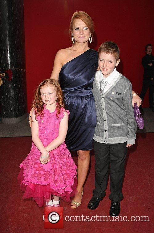 Patsy Palmer, Maisie Smith, James Forde The British...