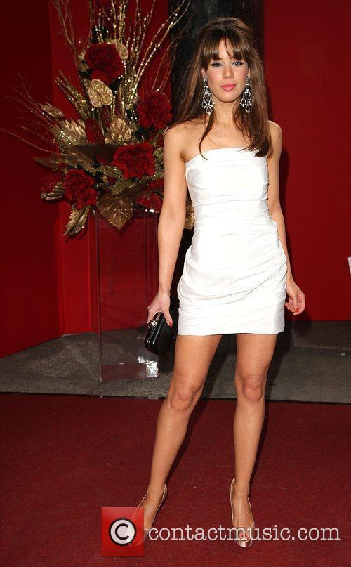 Roxanne McKee The British soap awards 2009 held...