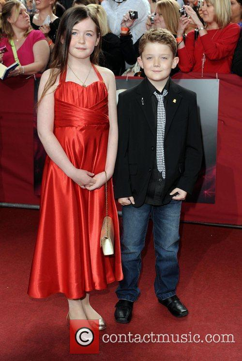 Lydia Waters and Ellis Hollins The British Soap...