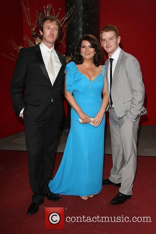 Conor Ryan, Debbie Rush and Mikey North The...