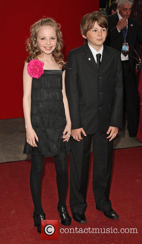 Eden Taylor-draper and Oscar Lloyd