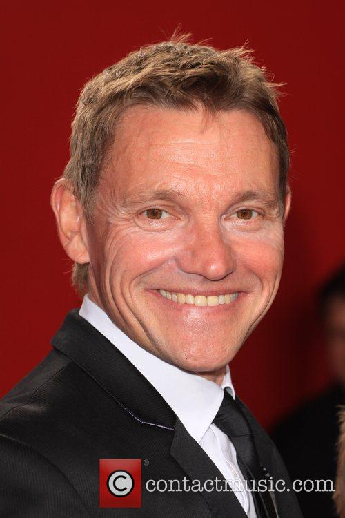 Michael McKell The British soap awards 2009 held...