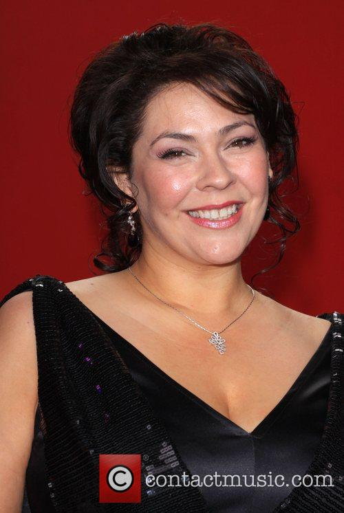 Nicole Barber-Lane The British soap awards 2009 held...