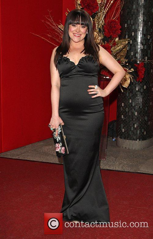 Sian Reece-Williams The British soap awards 2009 held...