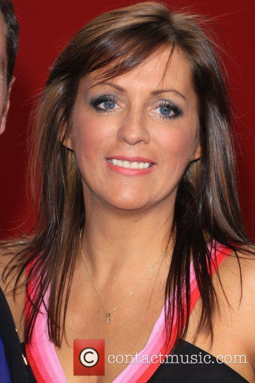 Suzanne Hall The British soap awards 2009 held...
