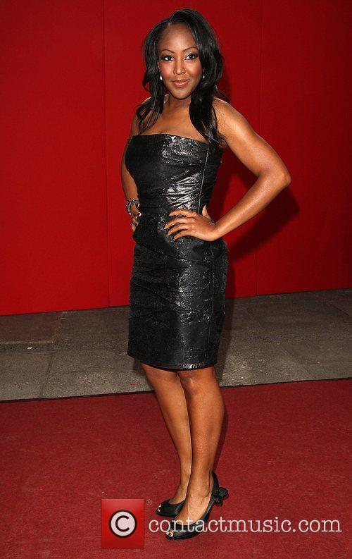 Angelica Bell The British soap awards 2009 held...