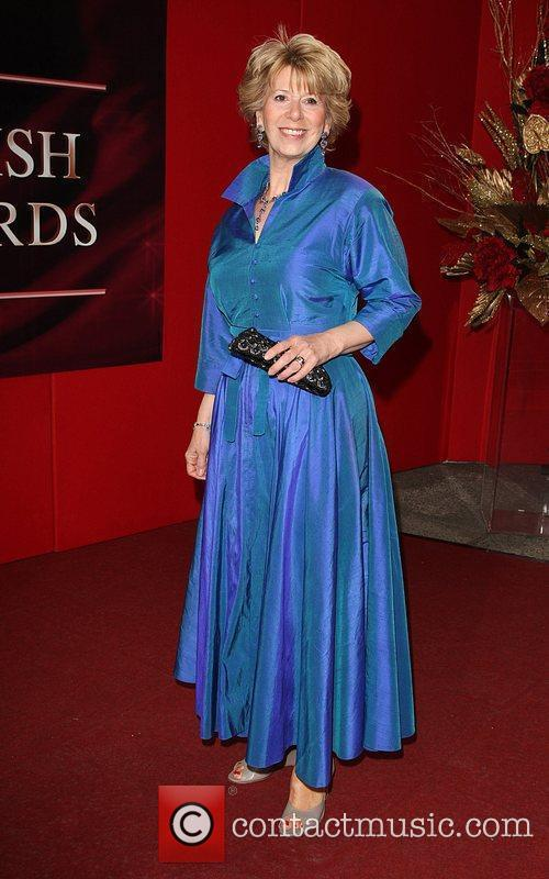 Diane Langton The British soap awards 2009 held...