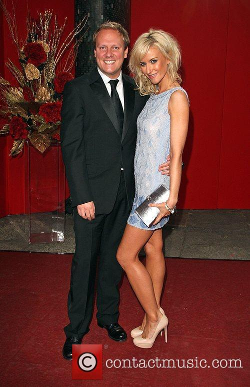 Katherine Kelly and Sean Tully The British soap...