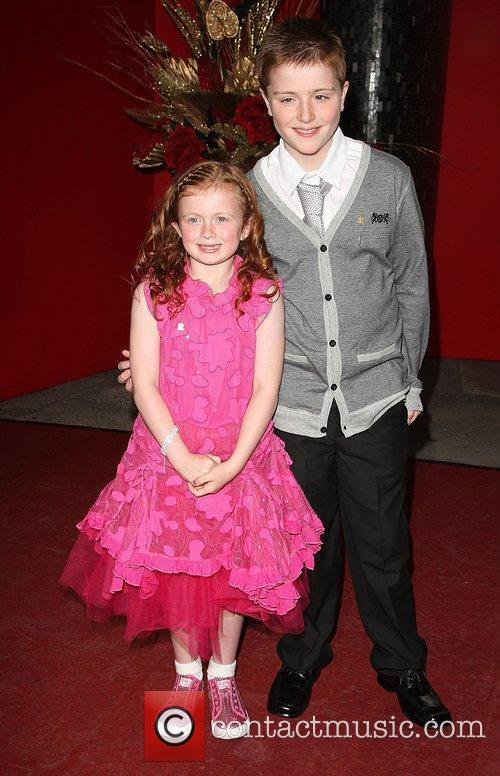 Maisie Smith and James Forde The British soap...