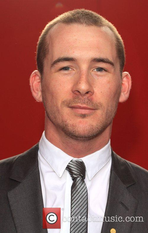 Barry Sloane The British Soap Awards 2009 held...