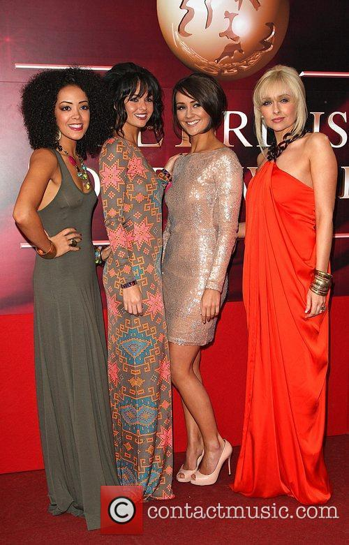 Leah Hackett, Jennifer Metcalfe, Claire Cooper and Gemma...
