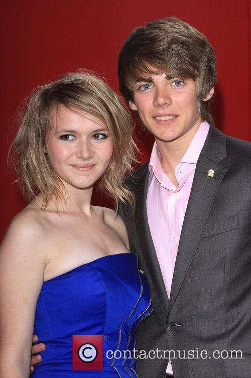 Melissa Suffield and Thomas Law The British Soap...