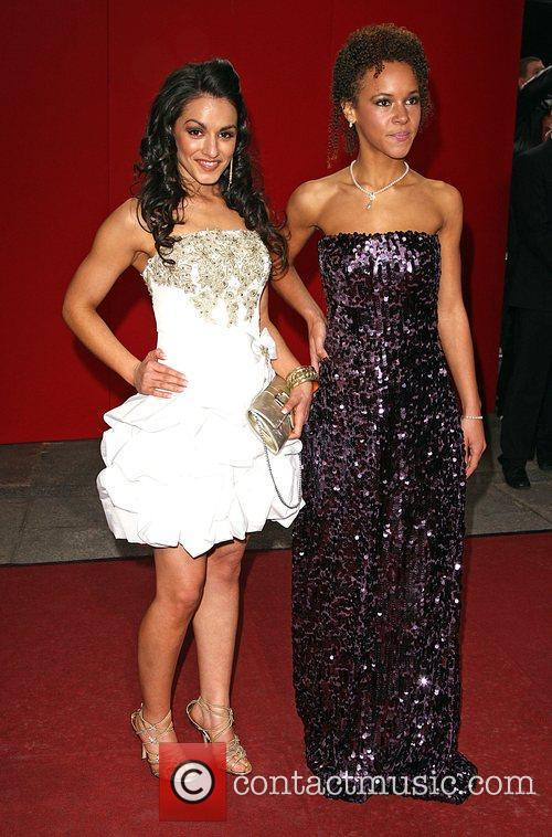 Saira Choudhry and Dominique Jackson The British Soap...