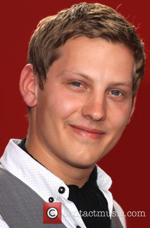 James Sutton The British soap awards 2009 held...