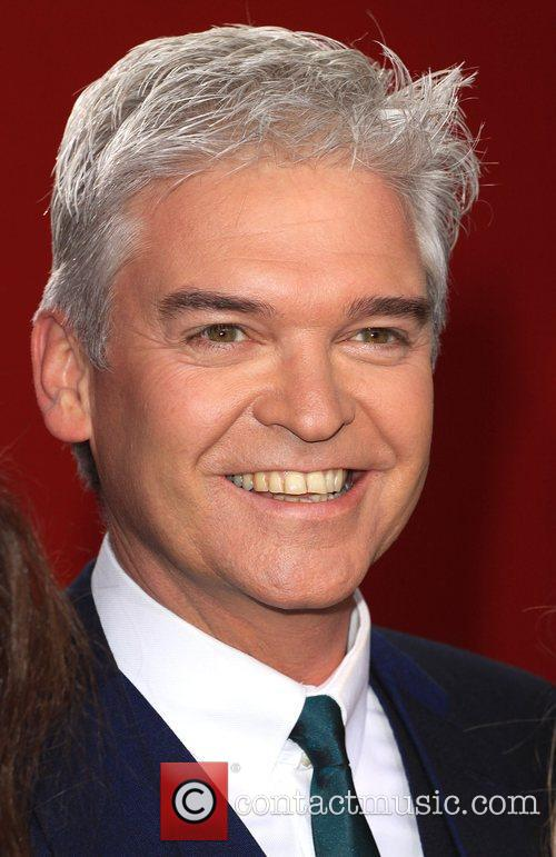 Phillip Schofield The British soap awards 2009 held...