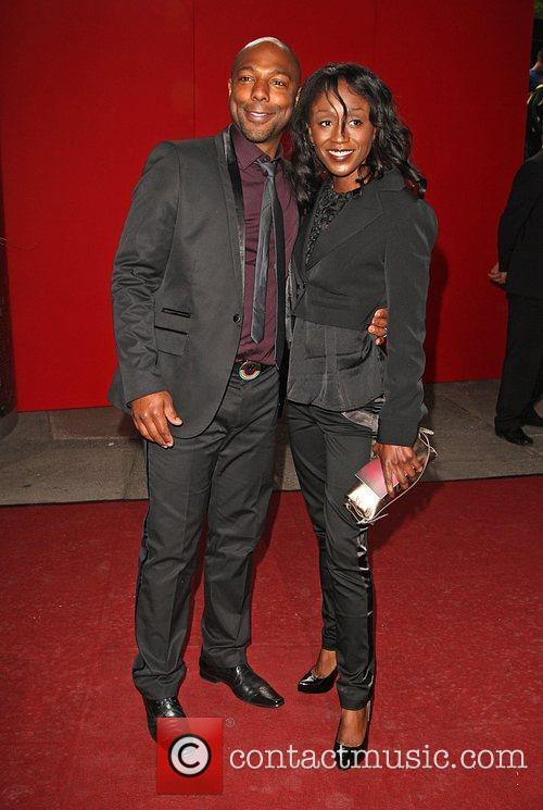 Diane Parish and Don Gilet