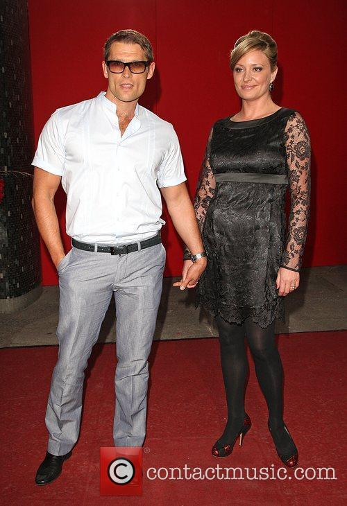 John Partridge and Laurie Brett The British Soap...
