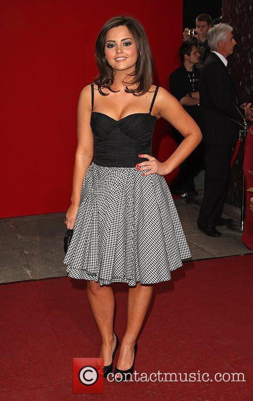 Jenna Louise Coleman The British soap awards 2009...