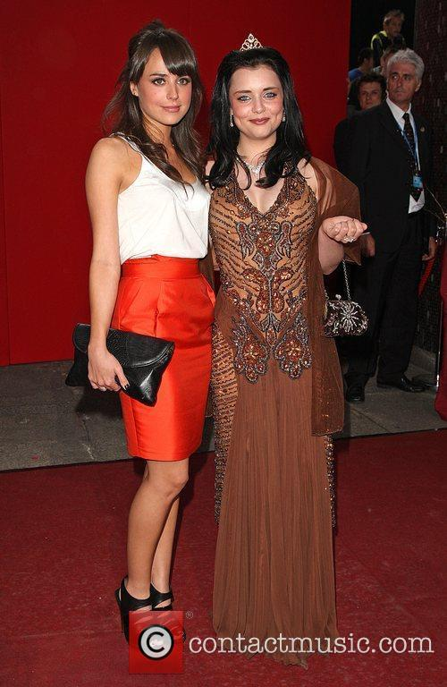 Guest and Shona McGarty The British Soap Awards...