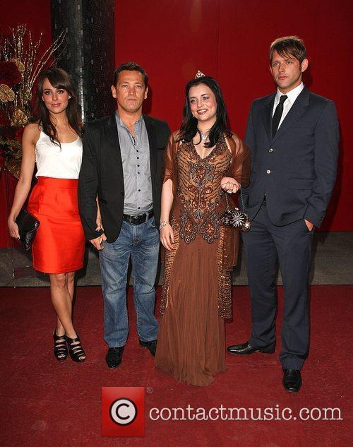Guest, Sid Owen, Shona McGarty and Chris Coghill...