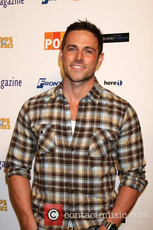 Dylan Bruce Soaps in the City website launch...