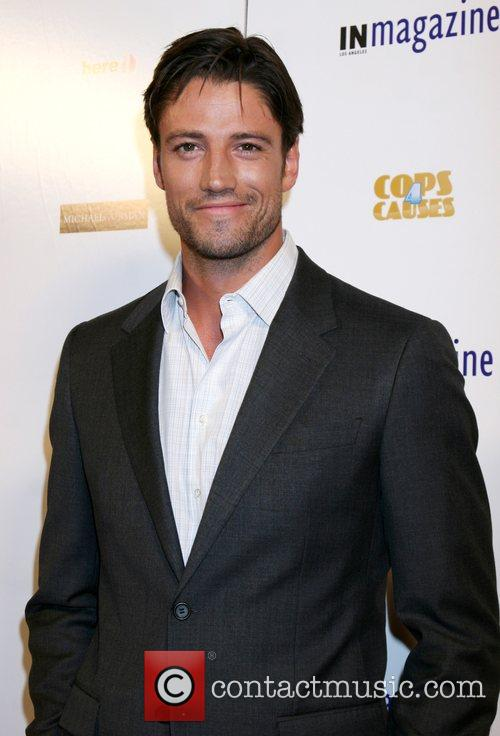 James Scott Soaps in the City website launch...