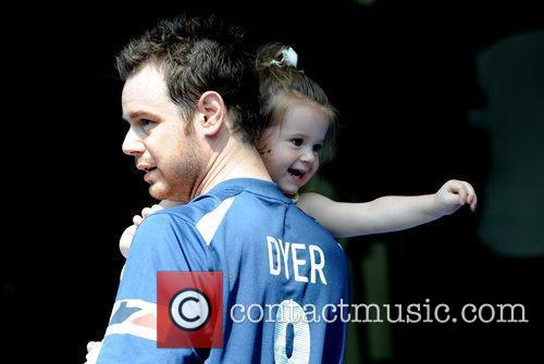 Danny Dyer and His Daughter 5