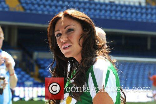 Michelle Heaton,  'Soccer Six' annual charity football...